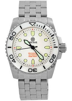 Швейцарские наручные  мужские часы Deep Blue SRAWD. Коллекци Sea Ram Automatic