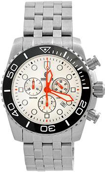 Швейцарские наручные  мужские часы Deep Blue SRCBE. Коллекци Sea Ram Chronograph