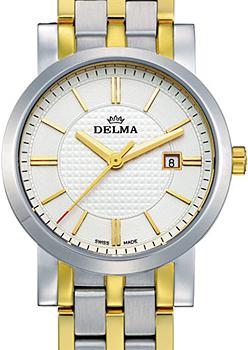 Швейцарские наручные  женские часы Delma 52701.527.1.011. Коллекция Cordoba Bestwatch 14500.000