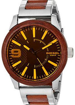 Наручные  мужские часы Diesel DZ1799. Коллекция Rasp