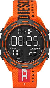 Наручные  мужские часы Diesel DZ1896. Коллекция Crusher