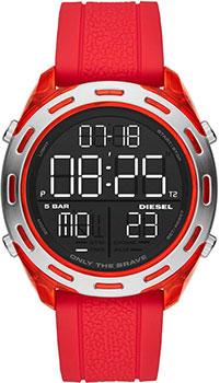 Наручные  мужские часы Diesel DZ1900. Коллекция Crusher