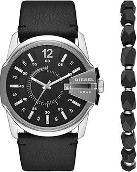 Наручные  мужские часы Diesel DZ1907. Коллекция Master Chief