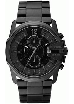 Наручные  мужские часы Diesel DZ4180. Коллекция Master Chief