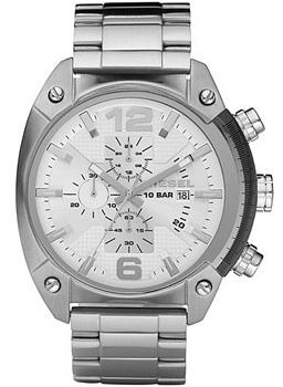 fashion наручные мужские часы Diesel DZ4203. Коллекция Overflow