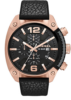 Наручные  мужские часы Diesel DZ4297. Коллекция Overflow