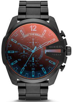 Наручные  мужские часы Diesel DZ4318. Коллекция Mega Chief