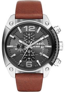 fashion наручные мужские часы Diesel DZ4381. Коллекция Overflow