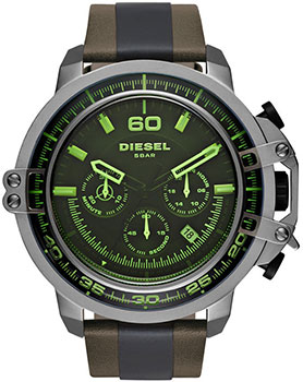 fashion наручные мужские часы Diesel DZ4407. Коллекция Deadeye