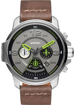 fashion наручные  мужские часы Diesel DZ4433. Коллекция Whiplash