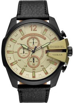 Наручные  мужские часы Diesel DZ4495. Коллекция Mega Chief