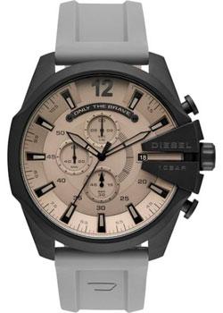 Наручные  мужские часы Diesel DZ4496. Коллекция Mega Chief