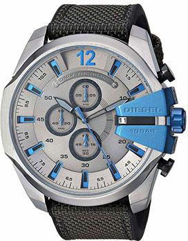 Наручные  мужские часы Diesel DZ4500. Коллекция Mega Chief
