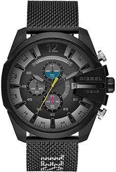 Наручные  мужские часы Diesel DZ4514. Коллекция Mega Chief