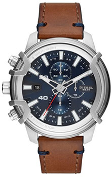 Fashion наручные мужские часы Diesel DZ4518. Коллекция Griffed фото