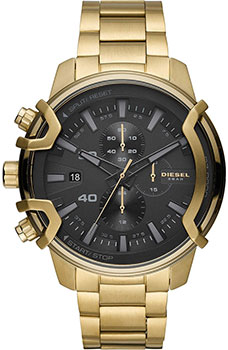 Наручные  мужские часы Diesel DZ4522. Коллекция Griffed