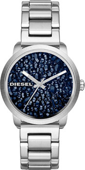 fashion наручные  женские часы Diesel DZ5522. Коллекция Flare