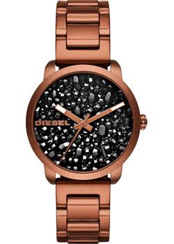 fashion наручные  женские часы Diesel DZ5560. Коллекция Flare