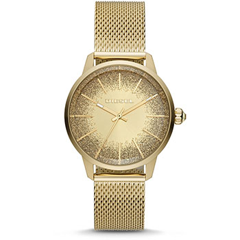Наручные  женские часы Diesel DZ5591. Коллекция Castilla