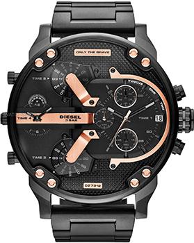 fashion наручные мужские часы Diesel DZ7312. Коллекция Mr. Daddy