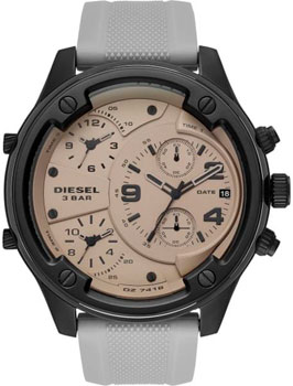 Наручные  мужские часы Diesel DZ7416. Коллекция Boltdown