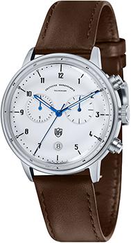 Купить Часы мужские Наручные  мужские часы DuFa DF-9003-02. Коллекция Hannes Chrono  Наручные  мужские часы DuFa DF-9003-02. Коллекция Hannes Chrono