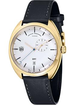Наручные  мужские часы DuFa DF-9005-03. Коллекция Gotha Gmt