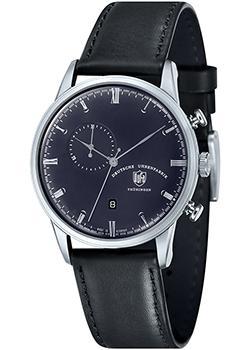 Наручные  мужские часы DuFa DF-9007-03. Коллекция Weimar Chrono