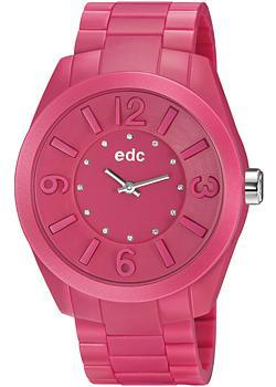 fashion наручные женские часы EDC EE100692005. Коллекция Color & Plastic