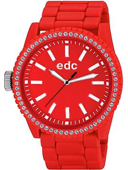 EDC fashion наручные  женские часы EDC EE100752005. Коллекция Color & Plastic