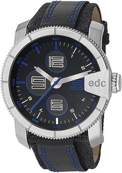 EDC fashion наручные  мужские часы EDC EE100791002. Коллекция Trend