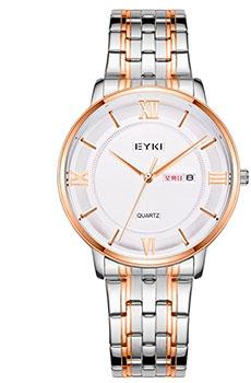 fashion наручные  мужские часы EYKI E2079L-CZ2IIW. Коллекция Metallics