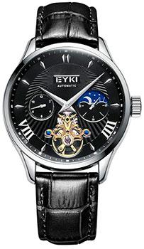 fashion наручные  мужские часы EYKI E7051L-DZ9WHH. Коллекция Flywheels