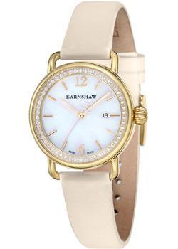 женские часы Earnshaw ES-0022-06. Коллекция Investigator