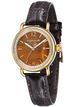 женские часы Earnshaw ES-0030-02. Коллекция Investigator