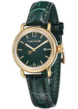 женские часы Earnshaw ES-0030-03. Коллекция Investigator