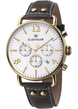 Мужские часы Earnshaw ES-8001-02. Коллекция Investigator фото