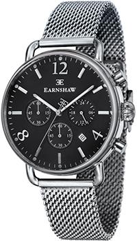 Мужские часы Earnshaw ES-8001-11. Коллекция Investigator