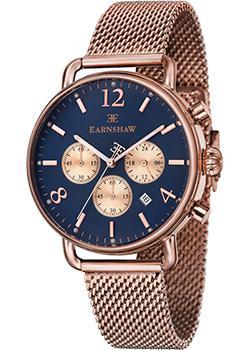 Мужские часы Earnshaw ES-8001-55. Коллекция Investigator фото