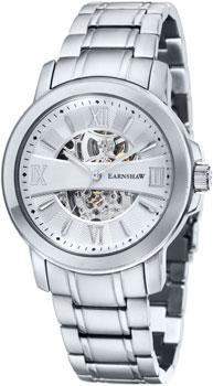 мужские часы Earnshaw ES-8005-22. Коллекция Plymouth от Bestwatch.ru