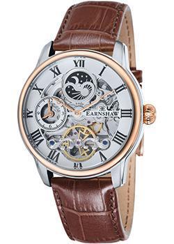 Мужские часы Earnshaw ES-8006-03. Коллекция Longitude фото