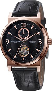 мужские часы Earnshaw ES-8012-03. Коллекция Providence от Bestwatch.ru