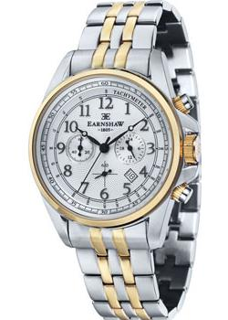 мужские часы Earnshaw ES-8028-44. Коллекция Commodore