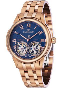 мужские часы Earnshaw ES-8030-22. Коллекция Observatory
