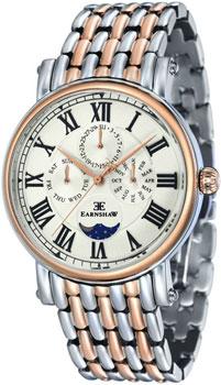 мужские часы Earnshaw ES-8031-55. Коллекция Maskelyne