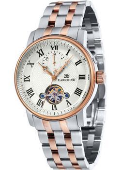 мужские часы Earnshaw ES-8042-44. Коллекция Westminster