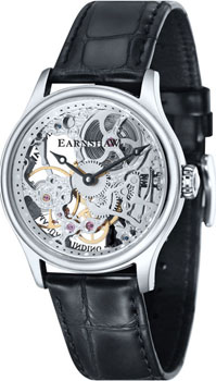мужские часы Earnshaw ES-8049-01. Коллекция Bauer