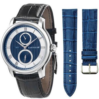 Мужские часы Earnshaw ES-8106-01-SET. Коллекция Longitude фото