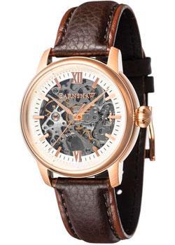 Мужские часы Earnshaw ES-8110-04. Коллекция CornwallSkeleton Automatic фото
