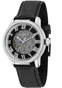 Мужские часы Earnshaw ES-8808-01. Коллекция Longitude фото